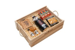 Party Kistl I:   Ein Kisterl zum Feiern! Mit Schwerpunkt unserer Produkte von Spirit Bauer wi