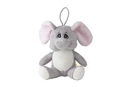 Plüschelefant Dumbo: Superweiches Plüschtier mit Aufhängelasche