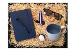 Blaue Starter @Homeoffice Box:   Unsere Homeoffice Starter Box ist das ideale, kreative, praktische und persö