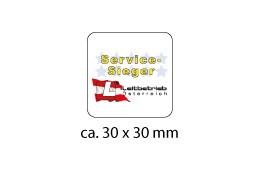Display Cleaner rechteckig 30 x 30 mm:   Zum Reinigen der Displays von Smartphones geeignet! Kann auf der Rückseite b