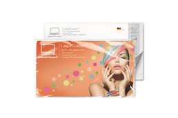 LAP-Cleaner 3in1 ca. 21 x 15 cm:   Mousepad, Displayschutz und Reinigungstuch in einem! Bestens geeignet für ho