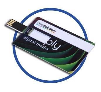 USB Kreditkartenformat