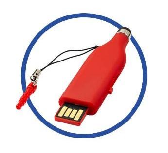 USB Kunststoff
