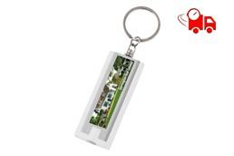 TRASANT Speed Schlüsselanhänger mit LED EXPRESSVEREDELUNG Lieferung in 4 Tagen:   Schlüsselanhänger mit hellweißer LED-Lampe, inkl. Zellbatterien. Pro Stück i