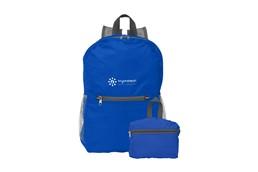 Komfort Rucksack:   Faltbarer und leichter Rucksack aus starkem, ausdauernden 190T Jacquard-Poly