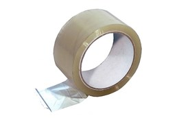 Klebeband PP leise:   Klebeband PP 28y, Acrylatkleber, leise abrollend weiß, transparent oder brau