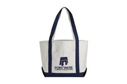 Einkaufstasche CAVA:   Sehr starke, geräumige Tasche aus grob gewebtem qualitativem Stoff (450 g/m²