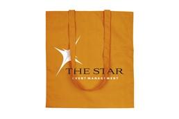 Shopper:   Shoppingtasche in vielen Farben mit langen Henkeln aus 100% festgewebter Bau