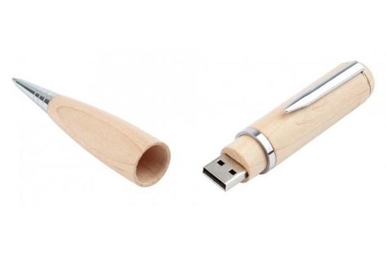 Pen Vintage USB-Stick: Klassischer Look mit moderner Funktionalität! Traditioneller Stift mit integrier