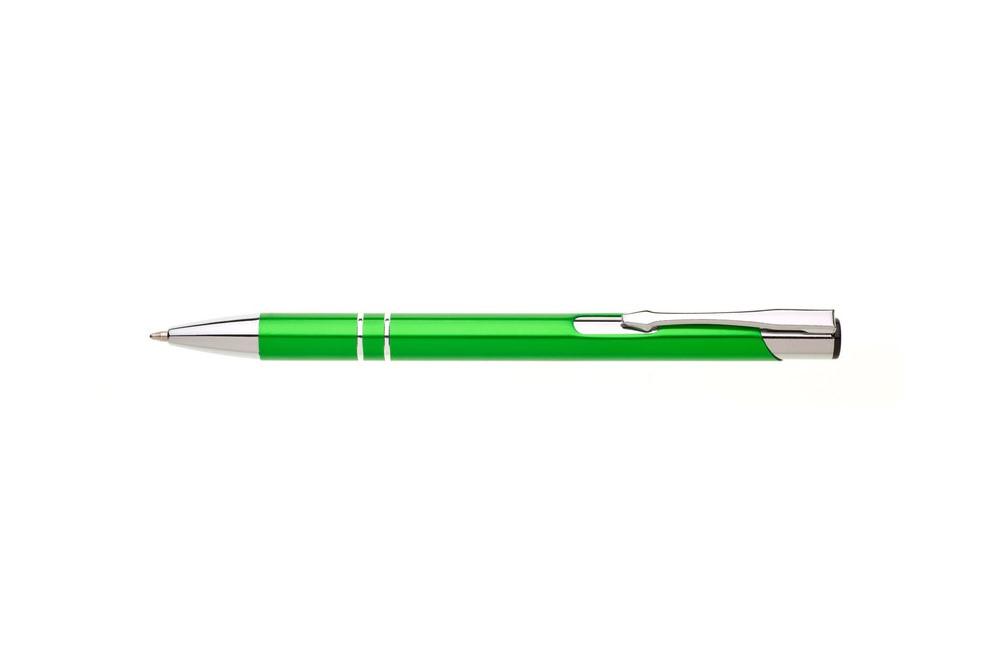 Delight Multicolor Kugelschreiber - AKTION:   AKTION BIS 16.12. Sehr beliebter Aluminiumkugelschreiber mit glänzender Ober