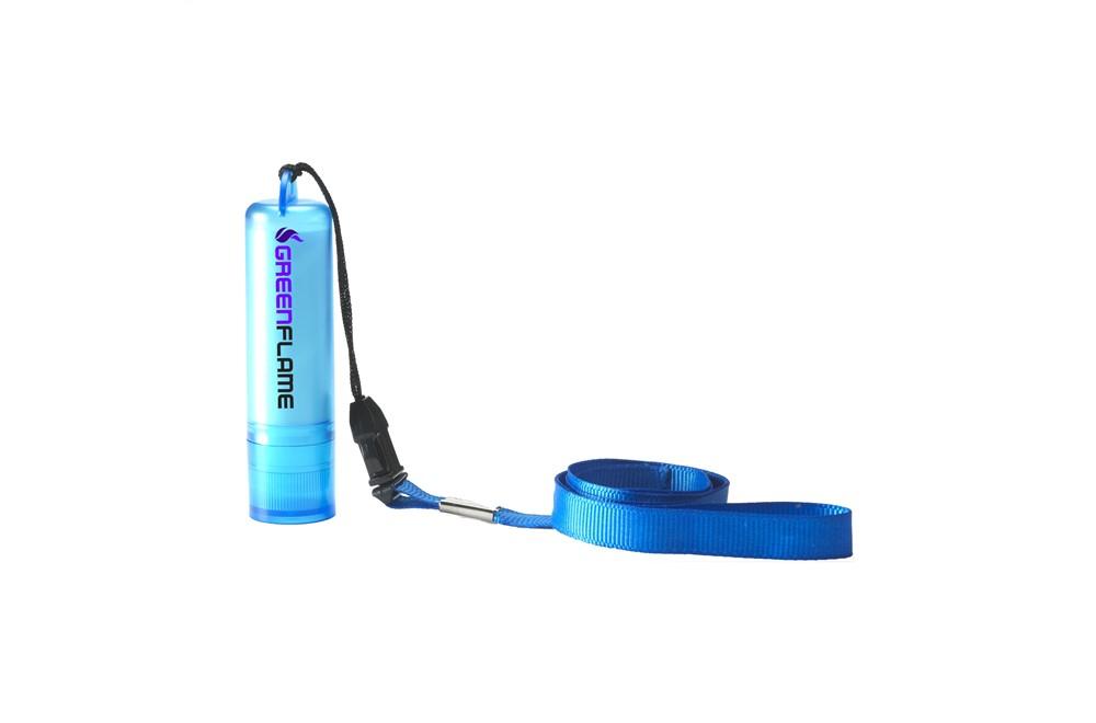 SMOOTH Lippenbalsam: Lippenpflegestift in vielen Farben, befestigt an einem robusten Lanyard in passe