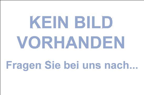 NOUVEAU Schreibset Einzel: Öko-Kugelschreiber aus massivem Birkenholz und blauer Mine mit verchromtem Clip,