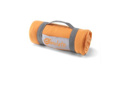 Fleecedecke SOFTY: Ideal für Picknick oder für das Wohnzimmer, supersoftes Fleecematerial.