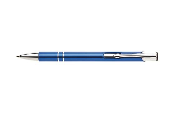 Delight Multicolor Kugelschreiber:   AKTION BIS 16.12. Sehr beliebter Aluminiumkugelschreiber mit glänzender Ober
