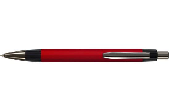 SAN PEDRO Soft: Hochwertiger Metallkugelschreiber, perfekt geeignet für eine einzigartige glänze