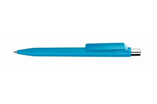 Top Gum:   Druckkugelschreiber in vielen Farben mit Softtouch-Schaft, gedeckt glänzende
