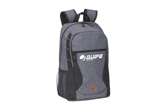 Trigger Backpack: Komfortabler Rucksack mit geräumigem Hauptfach, Fronttasche mit Reißverschluss,