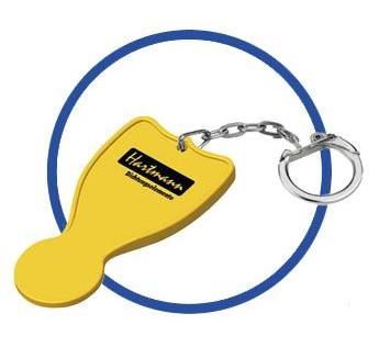 Chip-Schlüsselanhänger