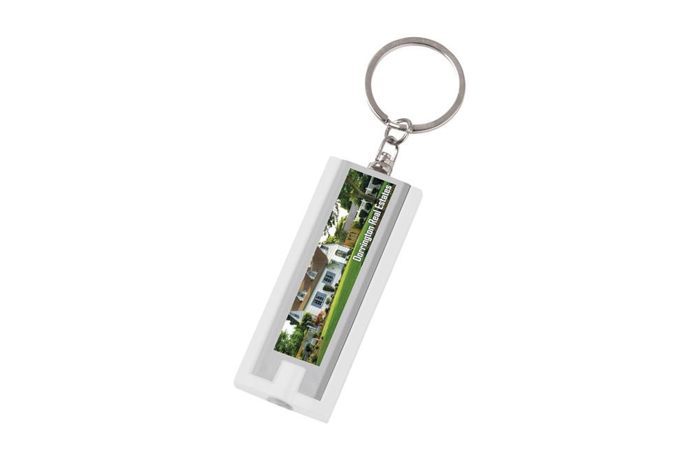 TRASANT Schlüsselanhänger mit LED