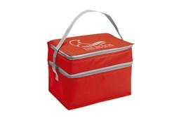 MARKAB Kühltasche: Schicke Kühltasche mit großem Kühlfach, extra Kühlfach mit Gazefach und Tragerie