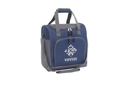 TRAVEL Kühltasche: mit großen praktischen Kühlfach und einer Reissverschlusstasche, verstellbaren S