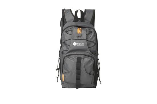 Tramper Bag: Robuster, sportlicher Rucksack mit großzügigem Hauptfach, vorgeformter/wattierte