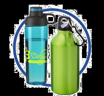 Sport-u. Wasserflaschen
