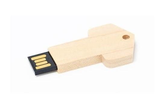 Carrera USB-Stick:   Der ultimative GRÜNE Blitzantrieb aus Holz, kann leicht von Mikroorganismen
