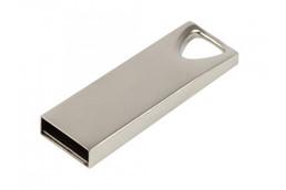 Amstel USB-Stick: Eleganter, schmaler USB-Stick aus Metall, verfügbare Speichergrößen: 8, 16 oder