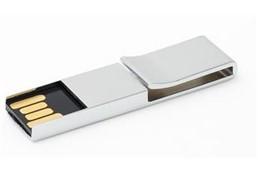 Canberra USB-Stick: Praktischer, kleiner und sehr leichter USB-Stick, solides Design mit Edelstahlge
