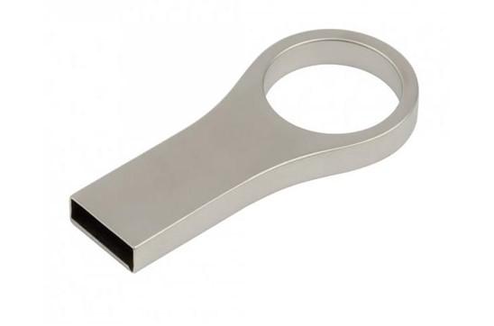Memphis USB-Stick: Stylisher, schneller USB-Stick aus Metall, verfügbare Speichergrößen: 8, 16 oder