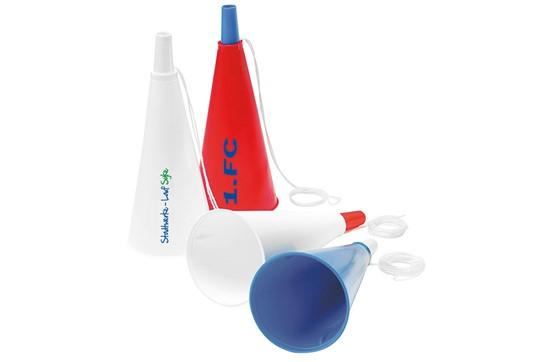 Fan-Horn: die Super Fan-Trompete für Groß und Klein, für Sportveranstaltungen und Freizeit