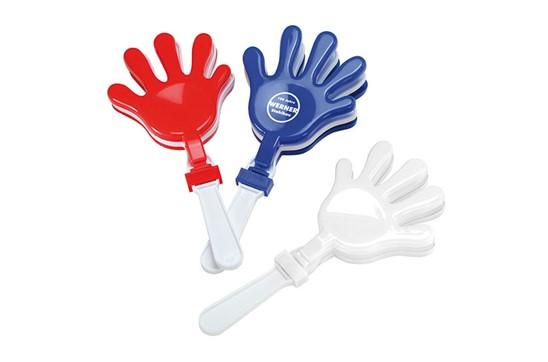 Mini-Klatsch-Hände: Für Feiern, das Stadion oder andere Anlässe.