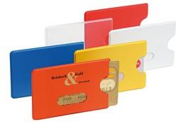 Kreditkarten-Tresor, flexibel: bietet Schutz vor Beschädigungen und Verkratzungen an den Kreditkarten und dem M