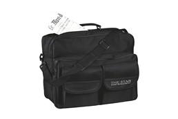 Board Bag: Schwarzes Boardcase mit großen geräumigen Fächern, verstärktem Tragegriff und ve