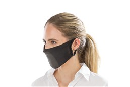 Gesichtsmaske (MNS) antibakteriell:   Wiederverwendbare Mund-Nasenmaske, antibakteriell aufgrund integrierte Silbe